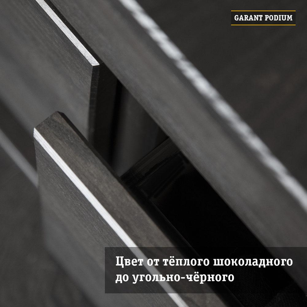 Черный подиум