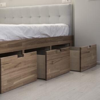 Моб Подиум-кровать 8