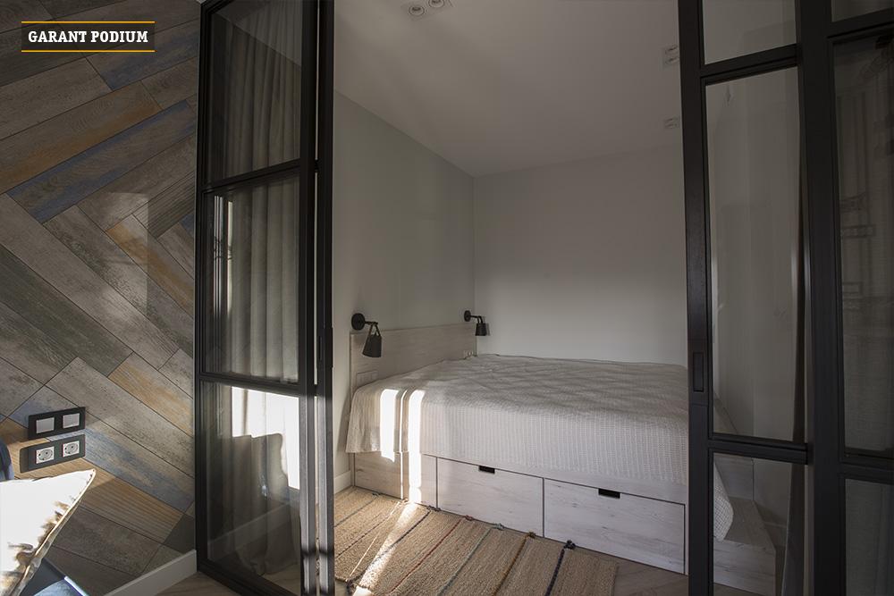 Подиум-кровать