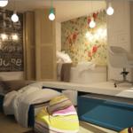 Подиум кровать